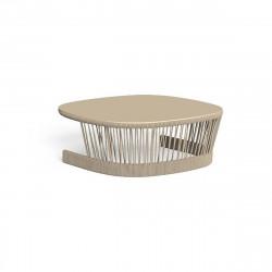 TABLE BASSE CLIFF, TALENTI BEIGE