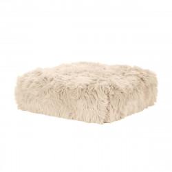 Module pour canapé, taille M, Vetsak fausse fourrure poil long beige