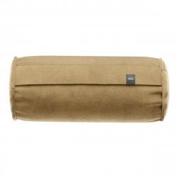 Coussin Noodle pillow 42 x 16 cm, pour canapé Vetsak, velours caramel