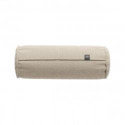 Coussin Noodle pillow 42 x 16 cm outdoor, pour canapé Vetsak, tissu d'extérieur lin platinium