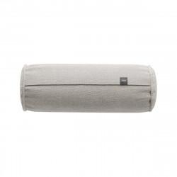 Coussin Noodle pillow 42 x 16 cm outdoor, pour canapé Vetsak, toile d'extérieur gris clair