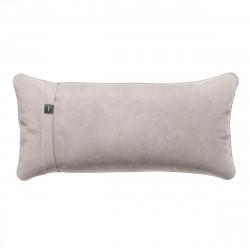 Coussin Pillow 60 x 30 cm, pour canapé Vetsak, velours gris clair