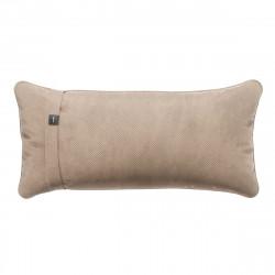 Coussin Pillow 60 x 30 cm, pour canapé Vetsak, velours gris 'stone'