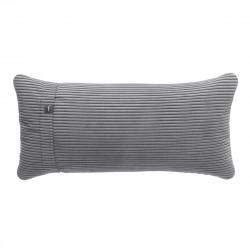Coussin Pillow 60 x 30 cm, pour canapé Vetsak, velours côtelé gris clair