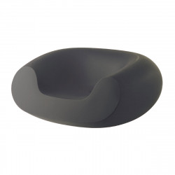 Fauteuil design Chubby, Slide Design gris