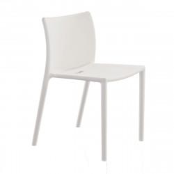 Chaise Air-Chair, Magis blanc pur
