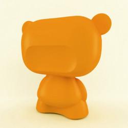 Lampe Art Toy Pure, Slide Design orange