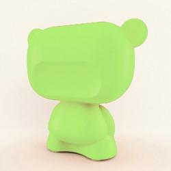Lampe Art Toy Pure, Slide Design vert