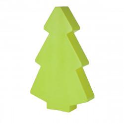 Sapin de Noël lumineux Lightree Indoor, Slide Design vert Hauteur 200 cm