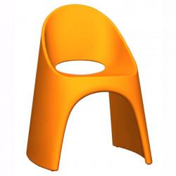 Chaise Amélie, Slide Design orange