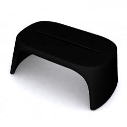 Table basse Amélie Panchetta, Slide Design noir