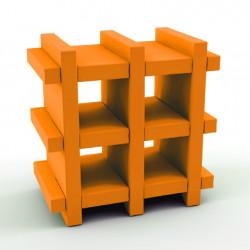 Etagère Booky Small Slide orange