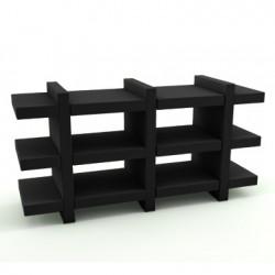 Etagère Booky Médium Slide noir