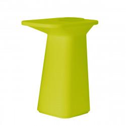 Table haute Jardinière Moma, Vondom vert
