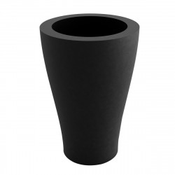 Pot Curvada diamètre 45 cm, Vondom noir
