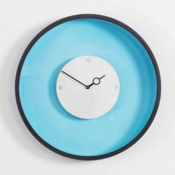 Horloge Time, Diamantini & Domeniconi bleu azur