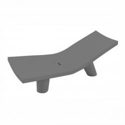 Chaise longue Low Lita, Slide Design gris