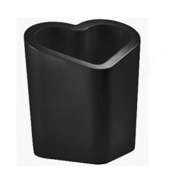 Pot design Mon amour, Slide design noir