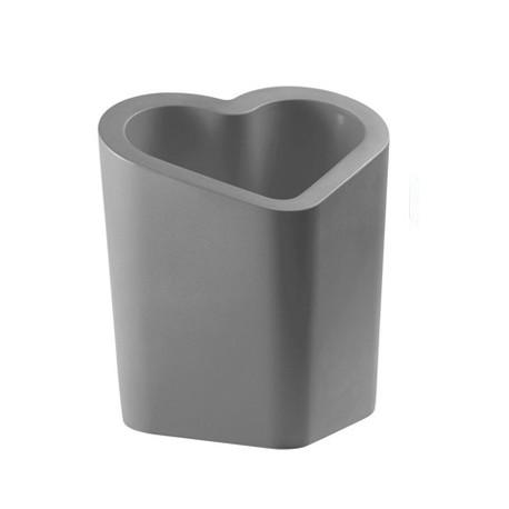 Pot design Mon amour, Slide design gris