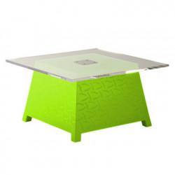 Table basse Raffy, Qui est Paul ? vert