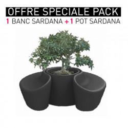 Offre pack Sardana, Qui Est Paul ? anthracite