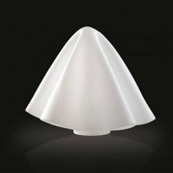 Lampe à poser Manteau, Slide Design blanc