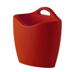 Mag, porte revue design, Slide Design rouge