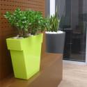 Pot Il Vaso Mat, Slide design jaune Petit modèle