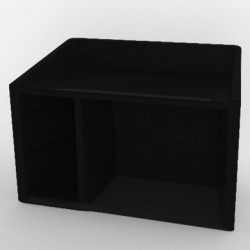 Kanal bureau, Slide Design noir