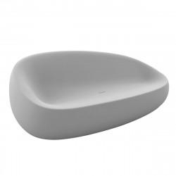 Canapé Stones, Vondom gris acier