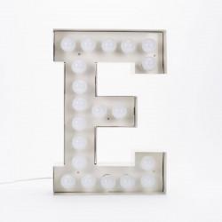 Lettre géante LED Vegaz, Seletti e