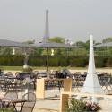 Tour Eiffel déco, Qui est Paul? blanc