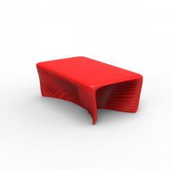 Table basse Biophilia, Vondom rouge