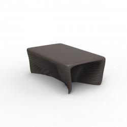 Table basse Biophilia, Vondom bronze