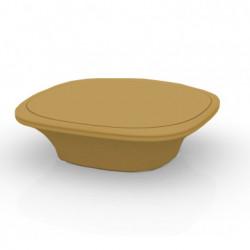 Table basse Ufo, Vondom beige