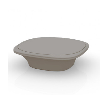 Table basse Ufo, Vondom taupe