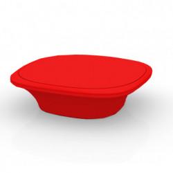 Table basse Ufo, Vondom rouge