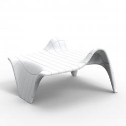 Table basse F3, Vondom blanc