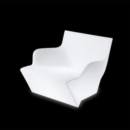 Fauteuil modulable Kami San, Slide Design Lumineux à ampoule