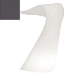 Pupitre design Swish, Slide gris