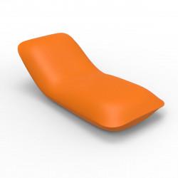 Chaise longue Pillow, Vondom orange Mat