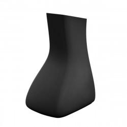 Pot Moma Mellizas, Vondom noir Hauteur 175 cm