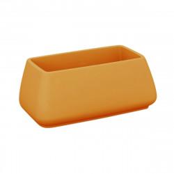 Pot Moma, Vondom orange Hauteur 50 cm