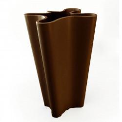 Pot Bye Bye, Vondom bronze Hauteur 70 cm