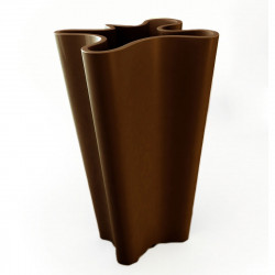 Pot Bye Bye, Vondom bronze Hauteur 100 cm