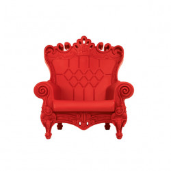 Fauteuil design Little Queen of Love, Design of Love by Slide rouge