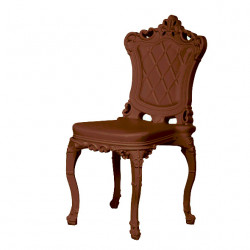 Chaise design Princess of Love, Design of Love by Slide chocolat