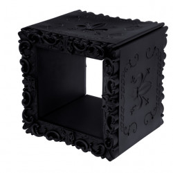 Cube-étagère design Joker of Love, Design of Love by Slide noir
