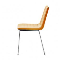 Chaise design Cover, Midj beige