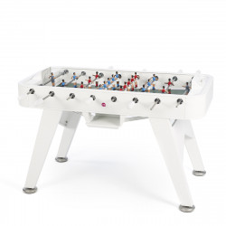 Baby foot design RS2, RS Barcelona blanc